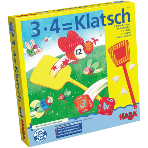 3x4 Klatsch Multimouche 4538 Haba