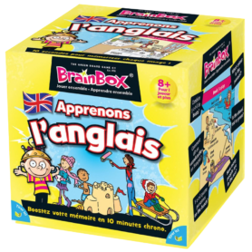 Apprenons l anglais BrainBox