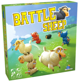 Battle Sheep Blue Orange