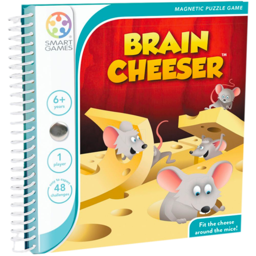 Brain Cheeser Gruyère party SmartGames
