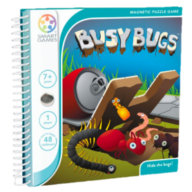 Busy Bugs insectes en folie SmartGames