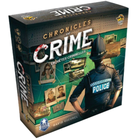 Chronicles of Crime jeu