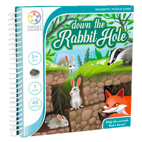 Down The Rabbit Hole Smartgames