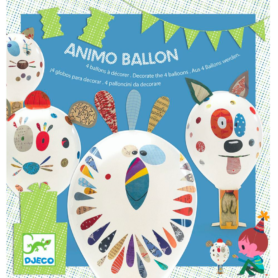Jeu de party Animo Ballon Djeco