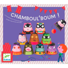 Jeu de party Chamboul Boum Djeco