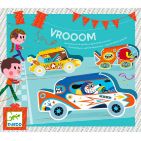 Jeu de party Vroom Djeco
