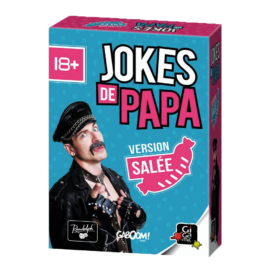 Jokes de Papa Extension salee Gigamic