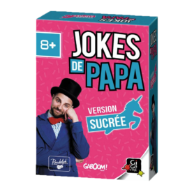 Jokes de Papa Extension sucrée Gigamic