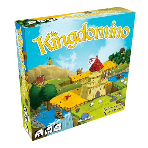 Kingdomino Blue Orange Bruno Cathala