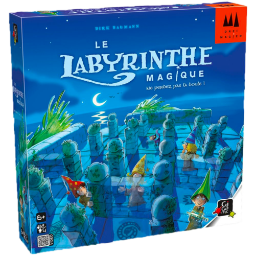 Labyrinthe Magique Gigamic