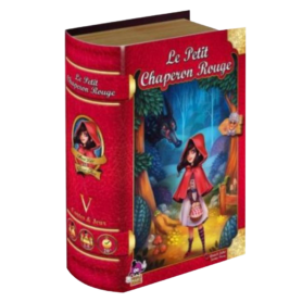 Le Petit Chaperon Rouge Purple Brain