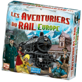 Les aventuriers du rail Europe Days of Wonder