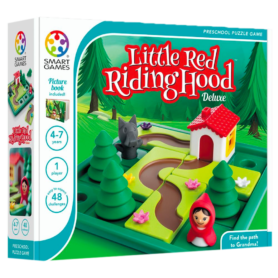 Little Red Riding Hood Deluxe chaperon rouge Smartgames