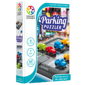 Parking Puzzler SmartGames