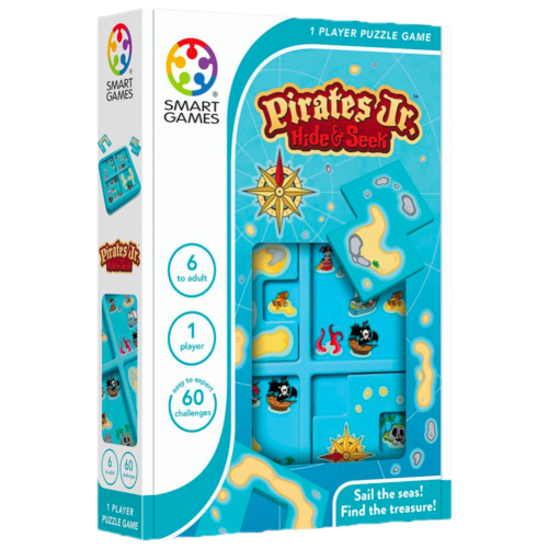 Pirates Jr Hide Seek SmartGames