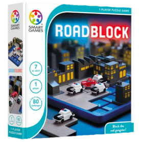 Road block SmartGames