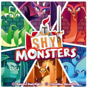 Shy monsters Oz Edition
