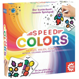 Speed colors Game factory