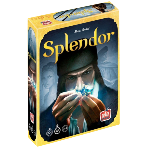 Splendor Space Cowboys