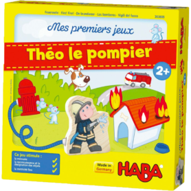 Theo le pompier 303808 Haba