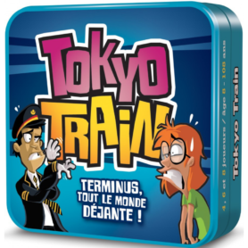 Tokyo Train Cocktail games