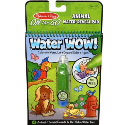 Water Wow animaux