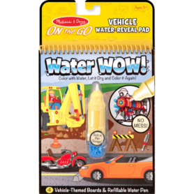 Water wow chantier melissa & Doug