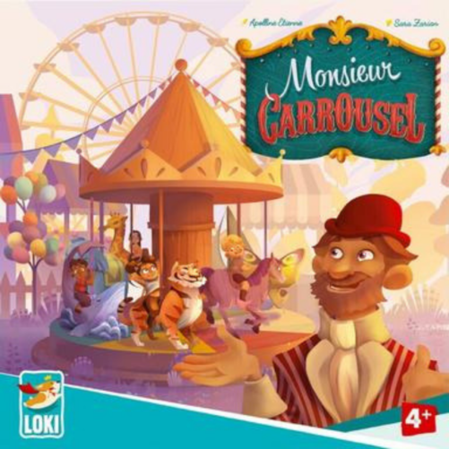 Monsieur Carrousel Loki