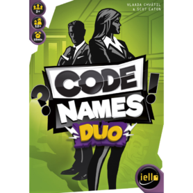 Codenames Duo Iello