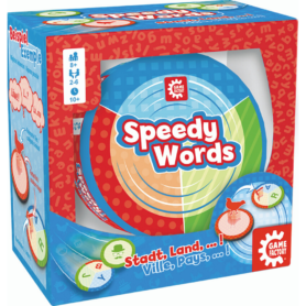 Speedy Words Game Factory