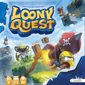 Loony Quest Libellud