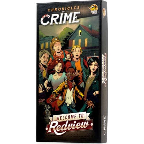 Chronicles of Crime Welcome to redview Extension