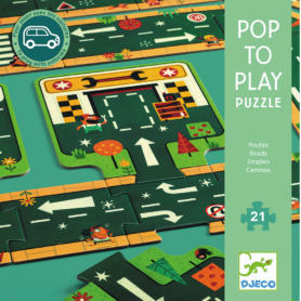 "Puzzle ""Routes"" Pop to play"