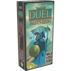 7 Wonders Duel Pantheon extension