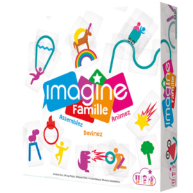 Imagine Famille Cocktail Games