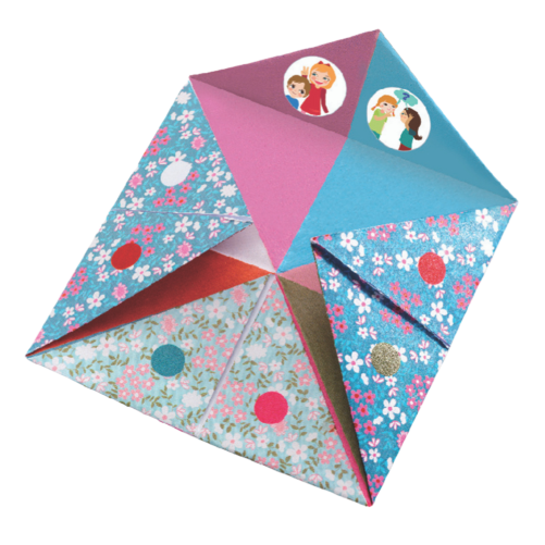 Origami Cocottes à gages